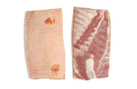 Bacon, bone-in
