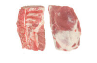 Pork collar, bone-in